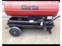 Clarke heater