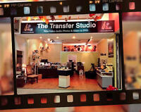 The Transfer Studio - Film Video Audio Photos & Slides to DVD