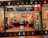 The Transfer Studio - Film, Video, Audio, Photos & Slides