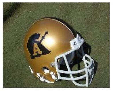 Army Black Knights Cadets Throwback Football Mini Helmet  Pick Of Four Styles