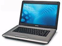 "Toshiba Satellite L450 / 15.6"" / 2GB RAM / 250GB HDD / Windows 7"