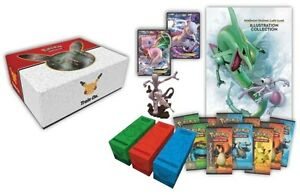 Pokemon Mew & Mewtwo Super Premium Box Available October 3rd