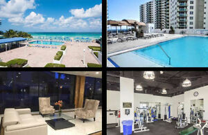 BEAUTIFUL LUXURY OCEANFRONT CONDO! CONDO DE LUXE SUR LA MER!!