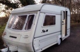 Compass rally 1994 2 berth in very good condition