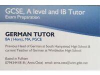 German Tutor ( Fulham)