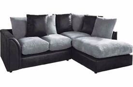 Byron Corner Sofa *Comes in Different Colours Brand New*