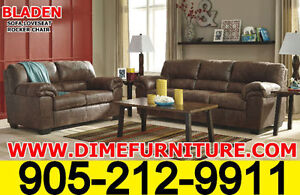 BIG SALE ON ASHLEY SOFA SETS FROM AS LOW AS $1099
