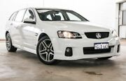 2010 Holden Commodore VE II SV6 White 6 Speed Automatic Sportswagon Cannington Canning Area Preview