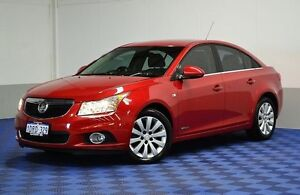 2011 Holden Cruze JH MY12 CDX Sizzle 6 Speed Automatic Hatchback East Rockingham Rockingham Area Preview