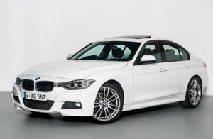 2013 BMW 320i F30 MY1112 White 8 Speed Sports Automatic Sedan Port Melbourne Port Phillip Preview