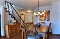 Chateau Esplanade: beautiful, 2-floor 7 1/2, steps to Mont-Royal