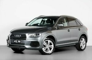 2015 Audi Q3 8U MY15 TFSI S Tronic Quattro Sport Grey 7 Speed Sports Automatic Dual Clutch Wagon Port Melbourne Port Phillip Preview