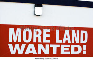 VACANT LAND IN LAKESHORE WANTED