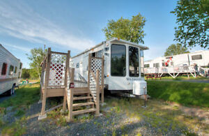 2007 Forest River Wildwood at Shriner's RV park - New Price!
