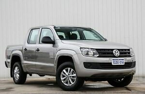 2016 Volkswagen Amarok 2H MY16 TDI420 4MOTION Perm Core Beige 8 Speed Automatic Utility Willetton Canning Area Preview