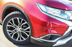 2015 Mitsubishi Outlander ZK MY16 LS 4WD Red 6 Speed Constant Variable Wagon Nunawading Whitehorse Area Preview