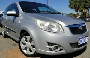 2009 Holden Barina TK MY09 Silver 5 Speed Manual Hatchback Bellevue Swan Area Preview
