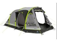 Airgo Cirrus 4 Inflatable tent- only used once for a weekend away!!!