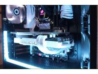 FAST GAMING PC GDDR5 GTX 980 HOF DDR4 2TB