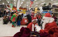 DON pour Noël argent canadian tire