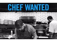 Chef de Partie in Kiwi-style brunch cafe, Full time role.