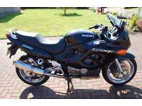 Suzuki gsx750f - will swap for sportsbike over 600cc
