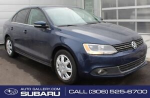2012 Volkswagen Jetta Sedan HIGHLINE | TURBO DIESEL | LEATHER |