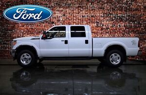 2013 Ford Super Duty F-250 SRW CREW CAB XLT
