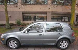 2009 Volkswagen Golf Hatchback .needs nothing for inspection
