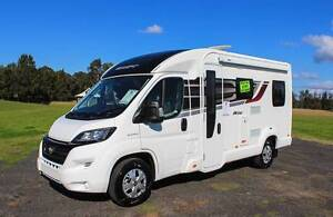 2016 Swift Rio 340, Sporty Compact RV with Rear Tailgate W70028 Penrith Penrith Area Preview