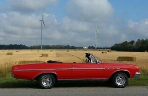 65 BUICK SKYLARK CONVERTIBLE MAY TRADE FOR CLEAN 70S CORVETTE