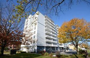 Queens and Colborne! Quiet + Beautifully Maintained Building! London Ontario image 7