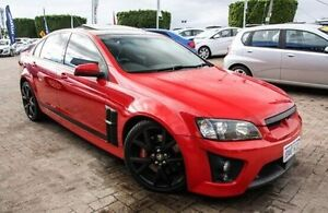2006 Holden Special Vehicles GTS E Series Red 6 Speed Sports Automatic Sedan Embleton Bayswater Area Preview