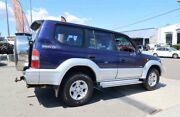 1997 Toyota Landcruiser Prado VZJ95R VX Grande Purple 4 Speed Automatic Wagon Woodridge Logan Area Preview