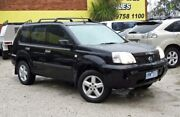 2006 Nissan X-Trail T30 II MY06 ST-S X-Treme Black 4 Speed Automatic Wagon Upper Ferntree Gully Knox Area Preview