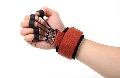 Manus Hand Strengtheners,hand exerciser,Finger Extension Exerciser,Orange Color