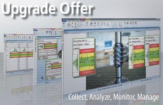 MeasurLink Process Analyzer Lite v.9 Upgrade