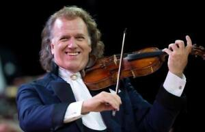 FRONT ROW SEATS TO SEE ANDRE RIEU IN OTTAWA THURS 27!!!