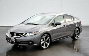 2015 Honda Civic Si Navigation