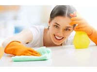 Professional, reliable cleaning sevice