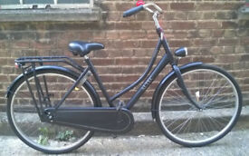 Vintage ladies Omabike Omafiets dutch bike ALTEC - 1 speed, size 21in - Welcome for ride - BIG SALE