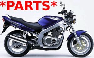 2001 Suzuki GS500 parts