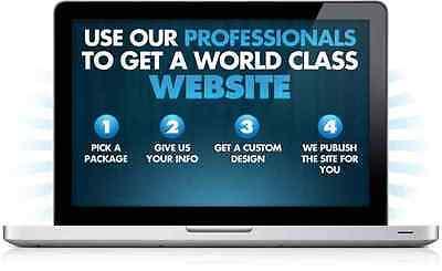 Website Design Service - Professional Websites - Business Web Design