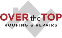 Over The Top   Roofing & Repairs - Roof / Roofer