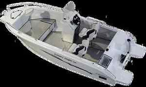 NEW Morningstar 4.98m Aluminium Boats (hull only) Malaga Swan Area Preview