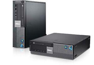 8GB RAM-500GB DELL 960 -3Ghz CORE2DUO- Win 10 Pro