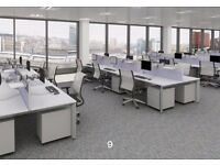 60 - POSITIONS OF BRAND NEW CALL CENTRE BENCH DESKING - 1400MM X 700MM - 10 YEAR GUARANTEE