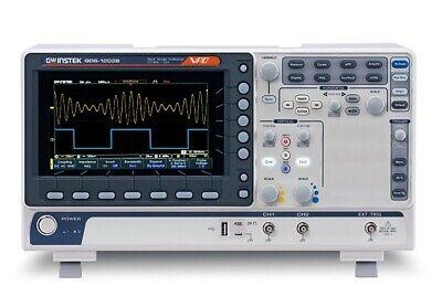 Instek Gds-1202b Digital Oscilloscope New