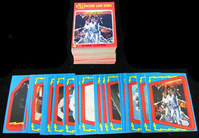 1979 Topps Buck Rogers Trading Card Set w/ Stickers Set (88 + 22) Nm/Mt
