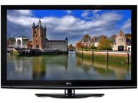 """LG 42"""" inch 600Hz HD TV with Freeview Built in, 3 x HDMI + USB Port not 40 46 48 May Deliver Locally"""